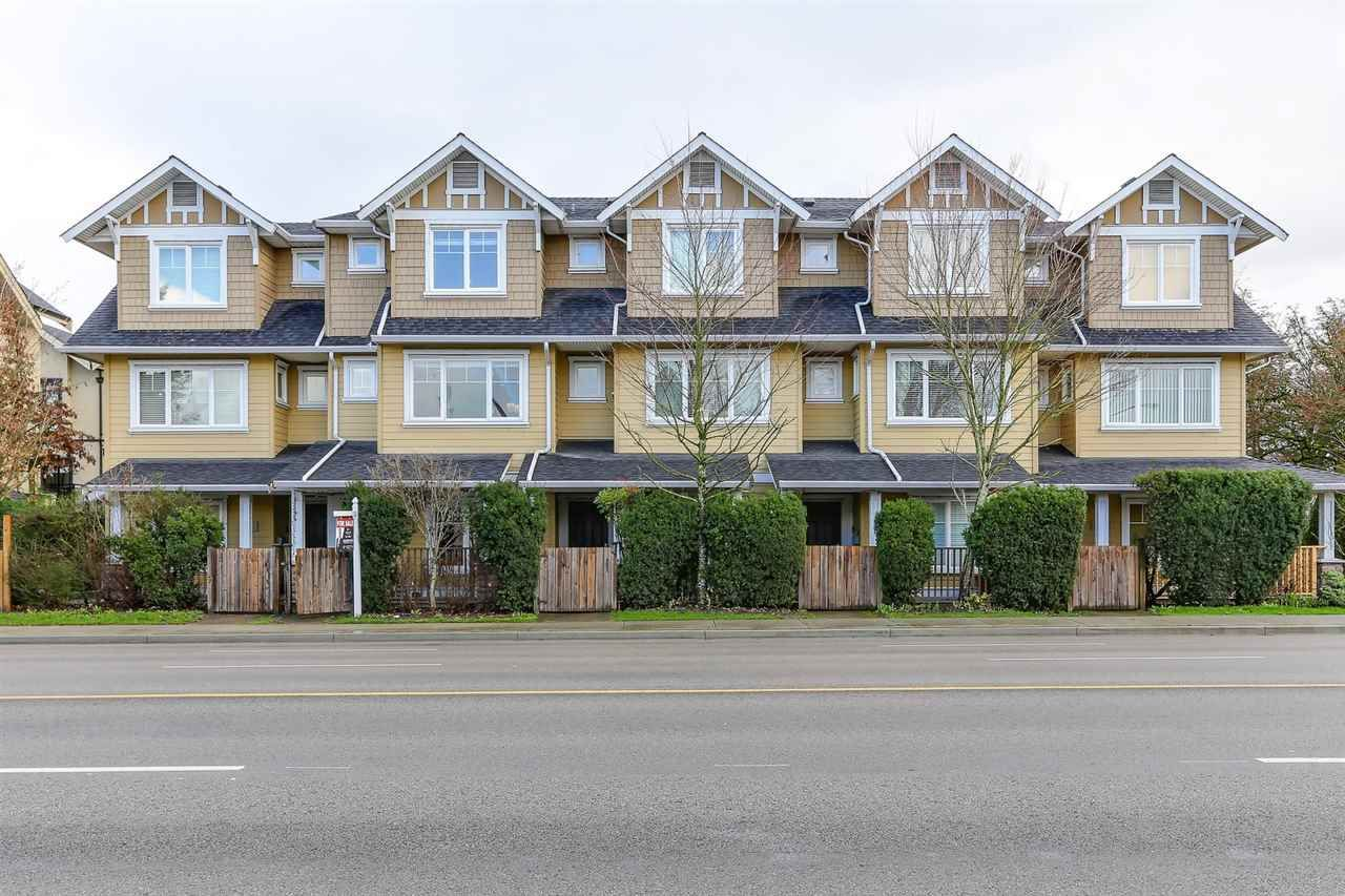 Main Photo: 4378 KNIGHT STREET in : Knight Townhouse for sale : MLS®# R2237645