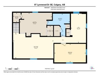 Photo 43: 97 Lynnwood Drive SE in Calgary: Ogden Detached for sale : MLS®# A1141585