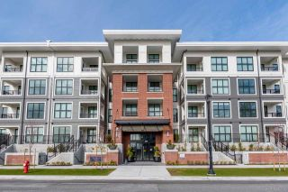 Photo 1: 409 9551 ALEXANDRA Road in Richmond: West Cambie Condo for sale : MLS®# R2461828