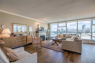 """Photo 1: 1206 125 MILROSS Avenue in Vancouver: Mount Pleasant VE Condo for sale in """"CREEKSIDE"""" (Vancouver East)  : MLS®# R2159245"""