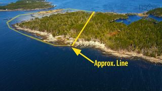 Photo 2: Lot Moshers Island Road in Lahave: 405-Lunenburg County Vacant Land for sale (South Shore)  : MLS®# 202122990