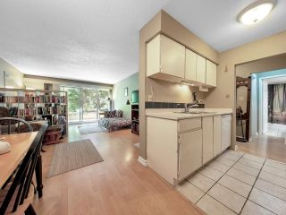 """Main Photo: 104 9867 MANCHESTER Drive in Burnaby: Cariboo Condo for sale in """"BARCLAY WOODS"""" (Burnaby North)  : MLS®# R2603769"""