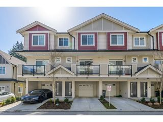 """Main Photo: 141 13898 64 Avenue in Surrey: Sullivan Station Townhouse for sale in """"Panorama West Coast Living"""" : MLS®# R2560214"""