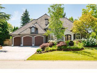 "Photo 1: 3415 CANTERBURY Drive in Surrey: Morgan Creek House for sale in ""MORGAN CREEK"" (South Surrey White Rock)  : MLS®# R2604677"