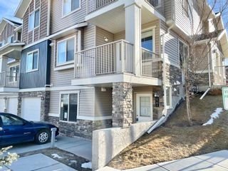 Photo 1: 1701 250 Sage Valley Road NW in Calgary: Sage Hill Row/Townhouse for sale : MLS®# A1069908