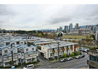 """Photo 9: 705 587 W 7TH Avenue in Vancouver: Fairview VW Condo for sale in """"AFFINITI"""" (Vancouver West)  : MLS®# V999925"""