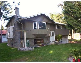 """Photo 1: 13015 LANARK Place in Surrey: Queen Mary Park Surrey House for sale in """"Queen Mary Park"""" : MLS®# F2712268"""