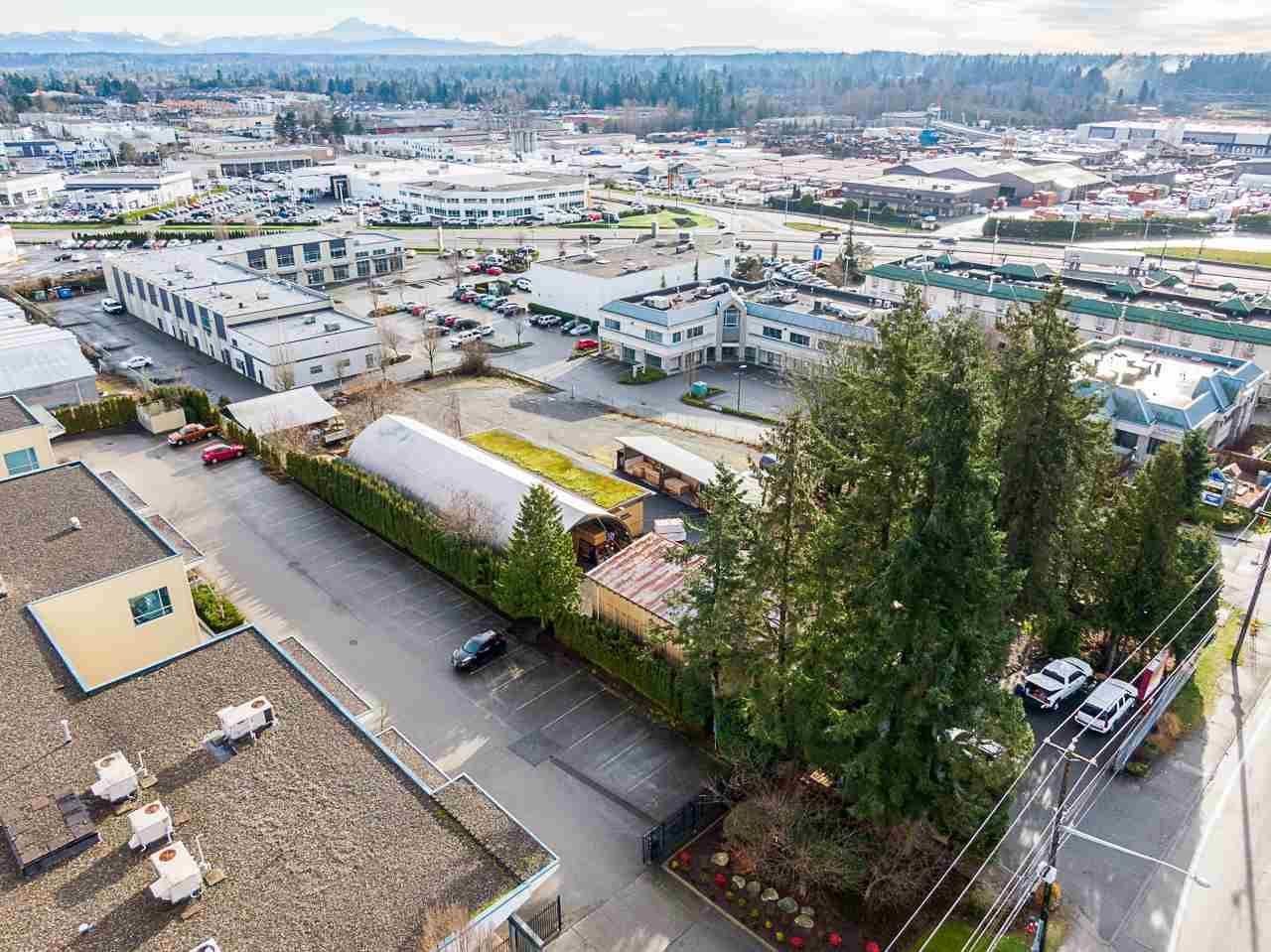 Main Photo: 5674 192 Street in Surrey: Cloverdale BC Industrial for sale (Cloverdale)  : MLS®# C8037553