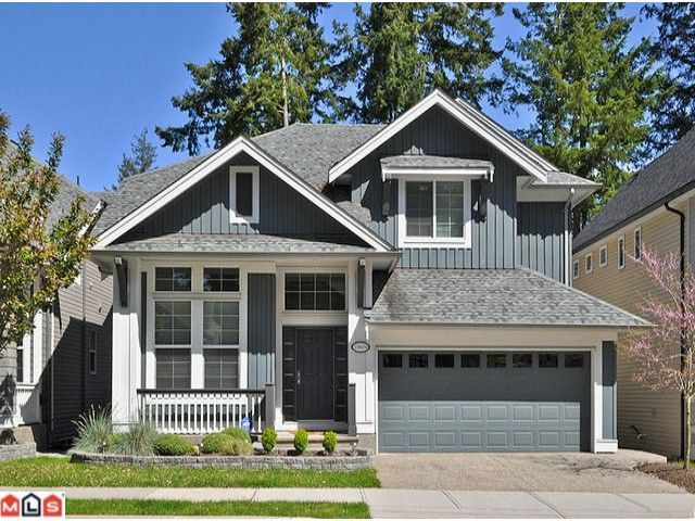 """Main Photo: 15079 58A Avenue in Surrey: Sullivan Station House for sale in """"PANORAMA"""" : MLS®# F1212676"""