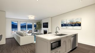 """Photo 2: 204 710 SCHOOL Road in Gibsons: Gibsons & Area Condo for sale in """"The Murray-JPG"""" (Sunshine Coast)  : MLS®# R2611893"""