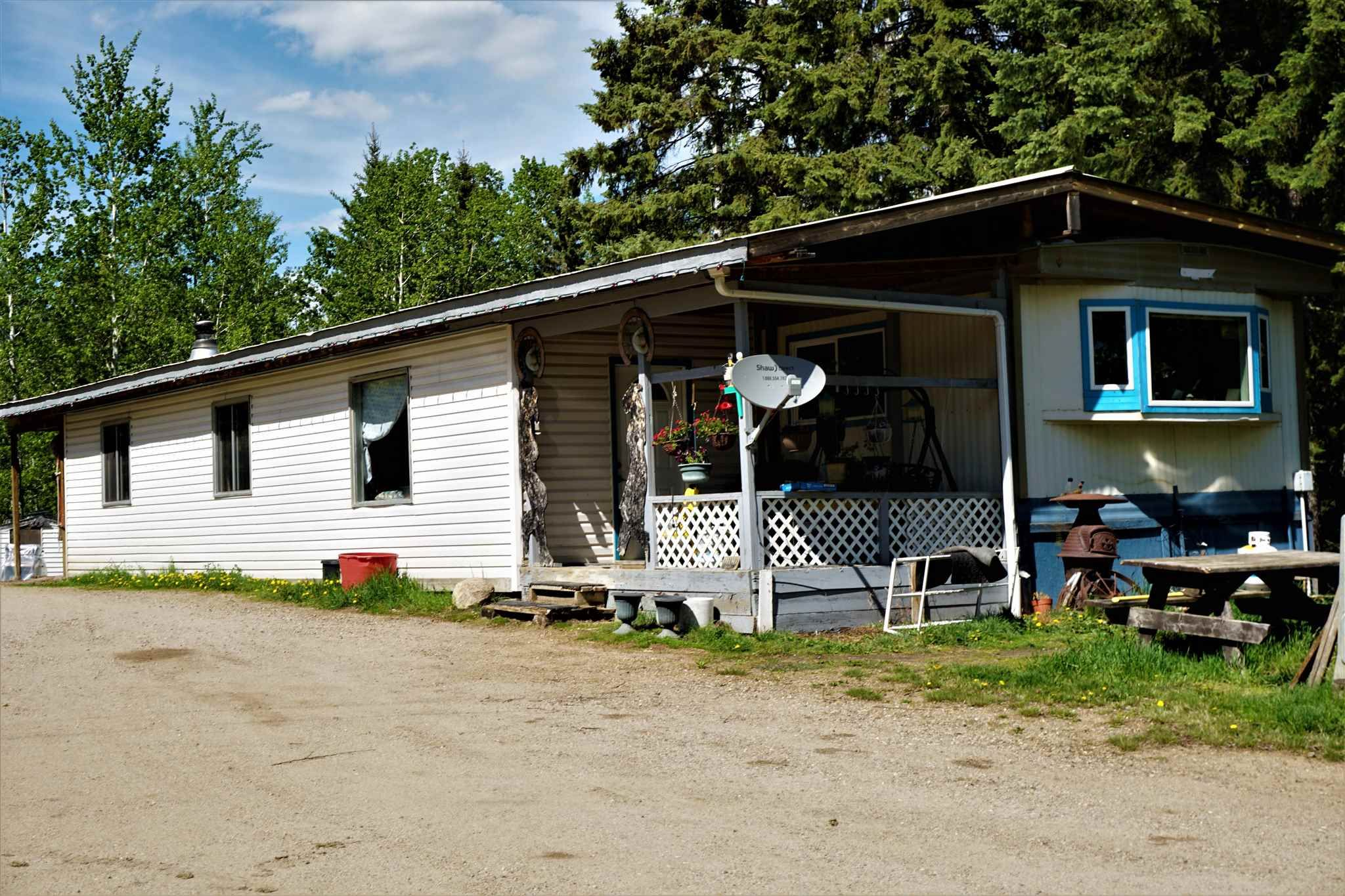 Main Photo: TWP 631 SH 831: Rural Thorhild County Manufactured Home for sale : MLS®# E4246906