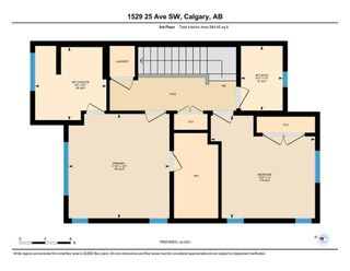 Photo 35: 1529 25 Avenue SW in Calgary: Bankview Row/Townhouse for sale : MLS®# A1127936