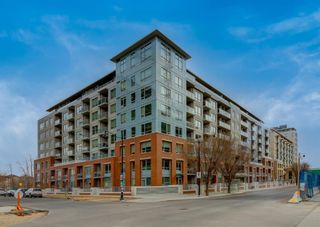Main Photo: 805 46 9 Street NE in Calgary: Bridgeland/Riverside Apartment for sale : MLS®# A1093764