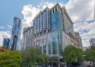 Photo 1: 1208 933 HORNBY Street in Vancouver: Downtown VW Condo for sale (Vancouver West)  : MLS®# R2080664