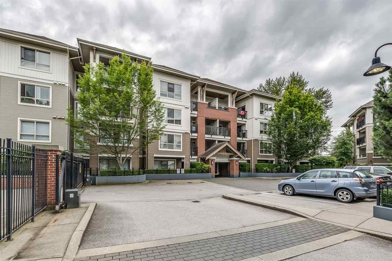 "Main Photo: B412 8929 202 Street in Langley: Walnut Grove Condo for sale in ""THE GROVE"" : MLS®# R2476295"