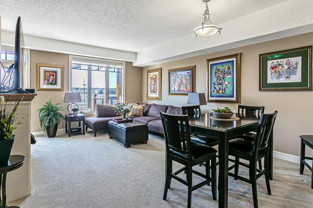 Photo 11: Photos: 1445 2330 FISH CREEK Boulevard SW in Calgary: Evergreen Apartment for sale : MLS®# A1082704