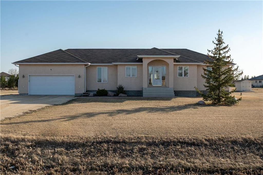 Main Photo: 4 Highland Drive in St Andrews: R13 Residential for sale : MLS®# 202109241