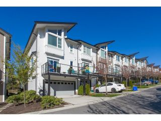 "Photo 1: 8 1299 COAST MERIDIAN Road in Coquitlam: Burke Mountain Townhouse for sale in ""The Breeze"" : MLS®# R2050868"