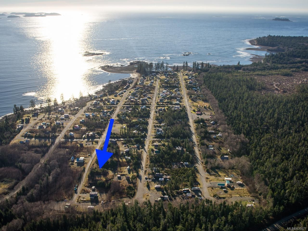 Main Photo: 1176 Sixth Ave in UCLUELET: PA Salmon Beach Land for sale (Port Alberni)  : MLS®# 835477