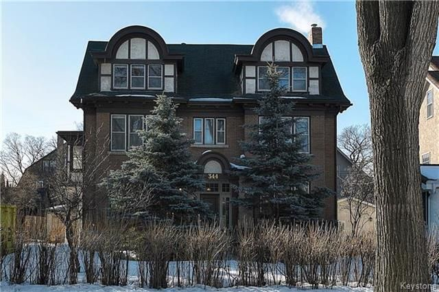 Main Photo: 344 Yale Avenue in Winnipeg: Residential for sale (1C)  : MLS®# 1807299