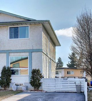 Main Photo: 310 Fonda Way SE in Calgary: Forest Heights Semi Detached for sale : MLS®# A1086092