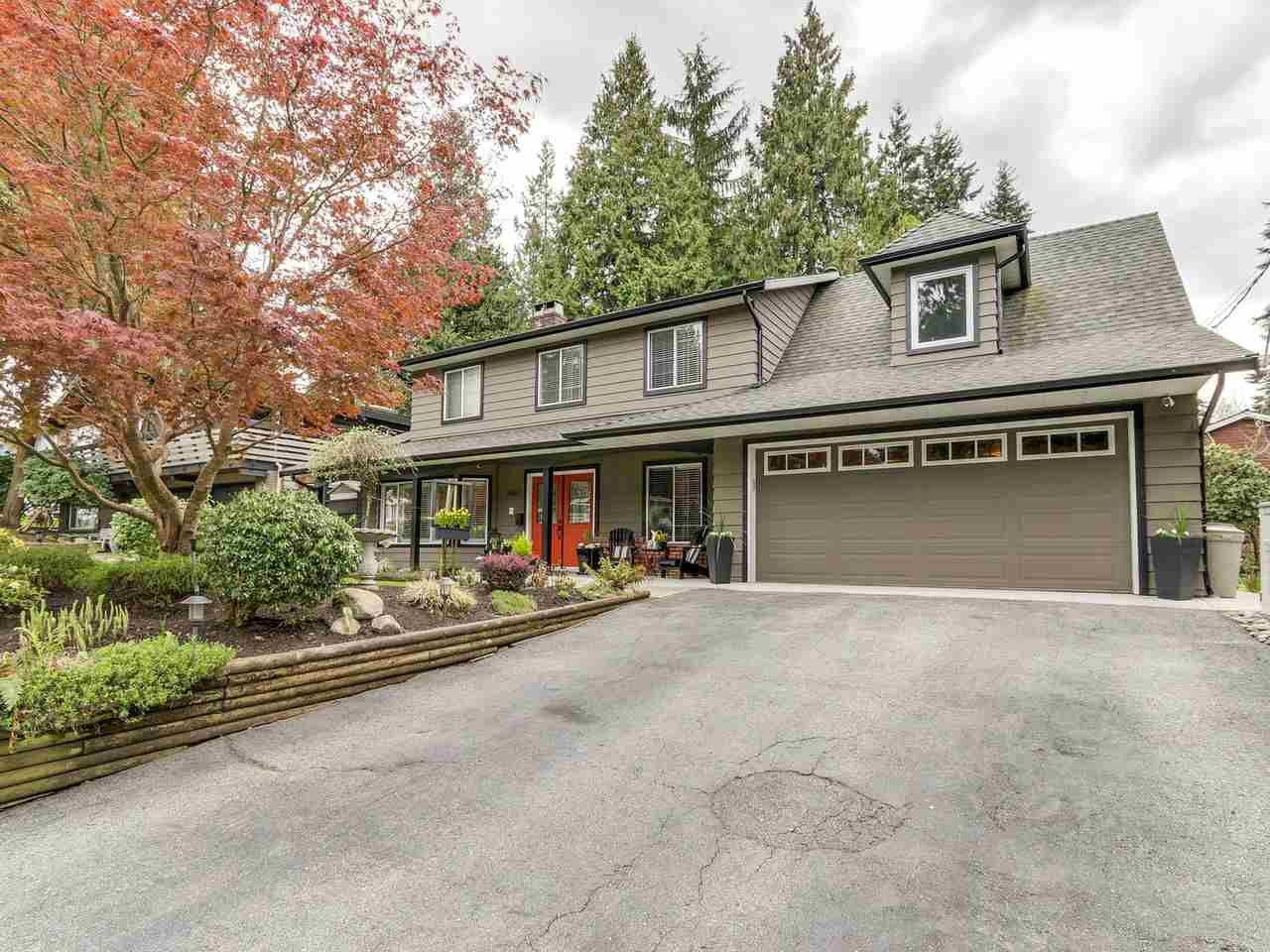 Main Photo: 8467 SUNSET DRIVE in : Nordel House for sale : MLS®# R2158416