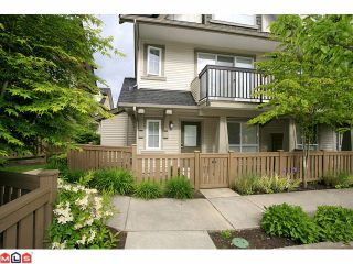 """Photo 2: 19 7155 189TH Street in Surrey: Clayton Townhouse for sale in """"Bacara"""" (Cloverdale)  : MLS®# F1114971"""