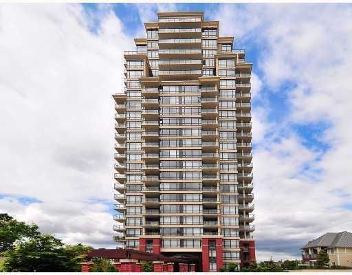 """Main Photo: 2105 4132 HALIFAX Street in Burnaby: Brentwood Park Condo for sale in """"MARQUIS GRANDE"""" (Burnaby North)  : MLS®# V743269"""
