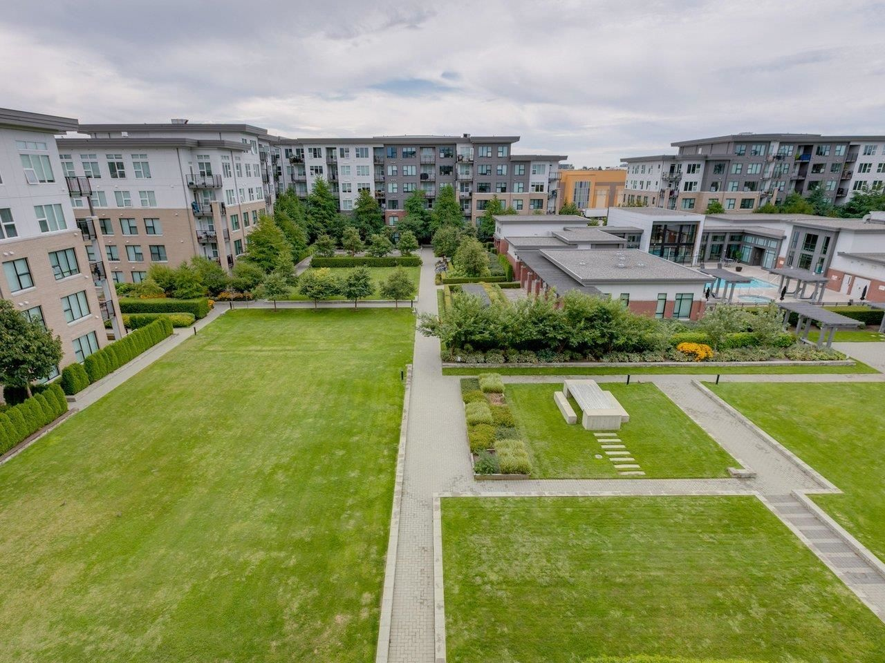 Main Photo: 507 9388 TOMICKI Avenue in Richmond: West Cambie Condo for sale : MLS®# R2616913