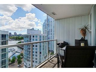 Photo 18: # 1608 193 AQUARIUS ME in Vancouver: Yaletown Condo for sale (Vancouver West)  : MLS®# V1013693