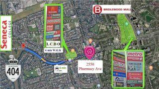Photo 20: 1602 2550 Pharmacy Avenue in Toronto: L'Amoreaux Condo for sale (Toronto E05)  : MLS®# E5079345
