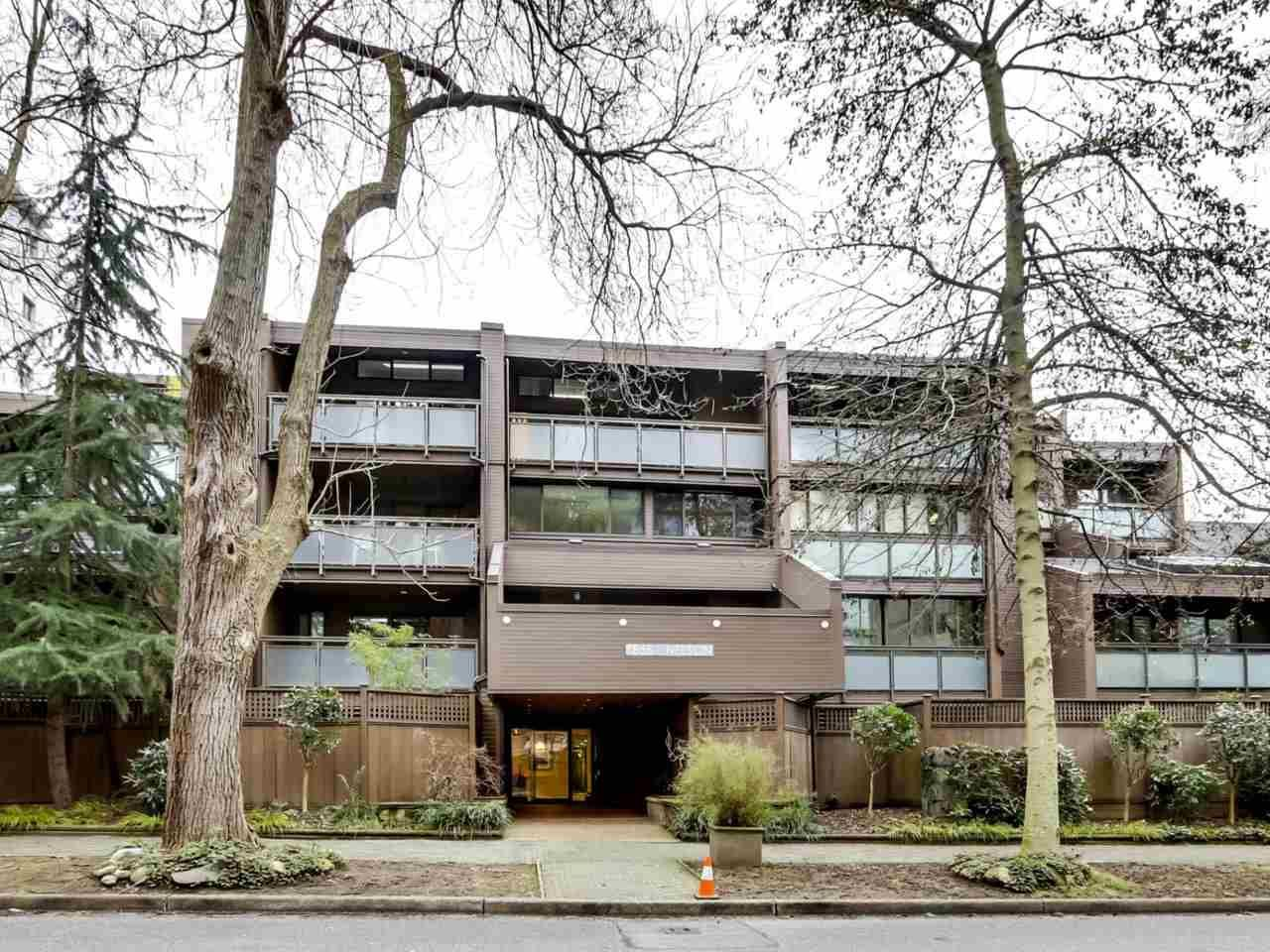 "Main Photo: 308 1855 NELSON Street in Vancouver: West End VW Condo for sale in ""West End VW"" (Vancouver West)  : MLS®# R2535110"