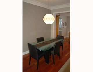 """Photo 3: 906 W 13TH Avenue in Vancouver: Fairview VW Townhouse for sale in """"THE BROWNSTONE"""" (Vancouver West)  : MLS®# V812417"""