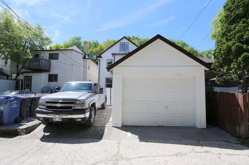 Photo 37: Photos: 233 Lipton Street in Winnipeg: Wolseley Duplex for sale (5B)  : MLS®# 1715525