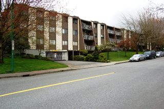 """Photo 1: # 106 - 3921 Carrigan Court in Burnaby: Government Road Condo for sale in """"LOUGHEED ESTATES"""" (Burnaby North)  : MLS®# V934136"""