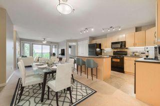 Photo 3: 427 278 SUDER GREENS Drive in Edmonton: Zone 58 Condo for sale : MLS®# E4249170