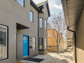 Photo 1: 2 1935 24 Street SW in Calgary: Richmond Row/Townhouse for sale : MLS®# A1028747