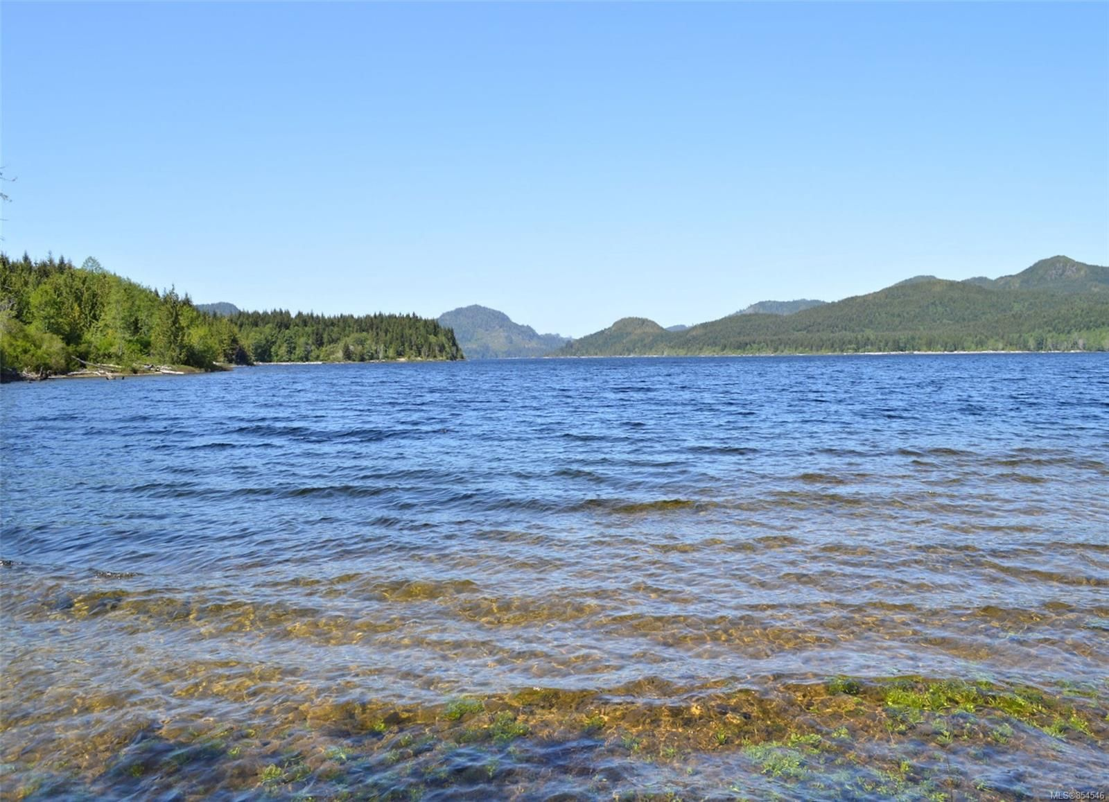Main Photo: Lot 8 Alice Lake in : NI Port Alice Land for sale (North Island)  : MLS®# 854546