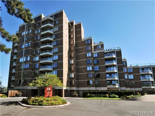 Main Photo: 213 225 Belleville St in VICTORIA: Vi James Bay Condo for sale (Victoria)  : MLS®# 690610
