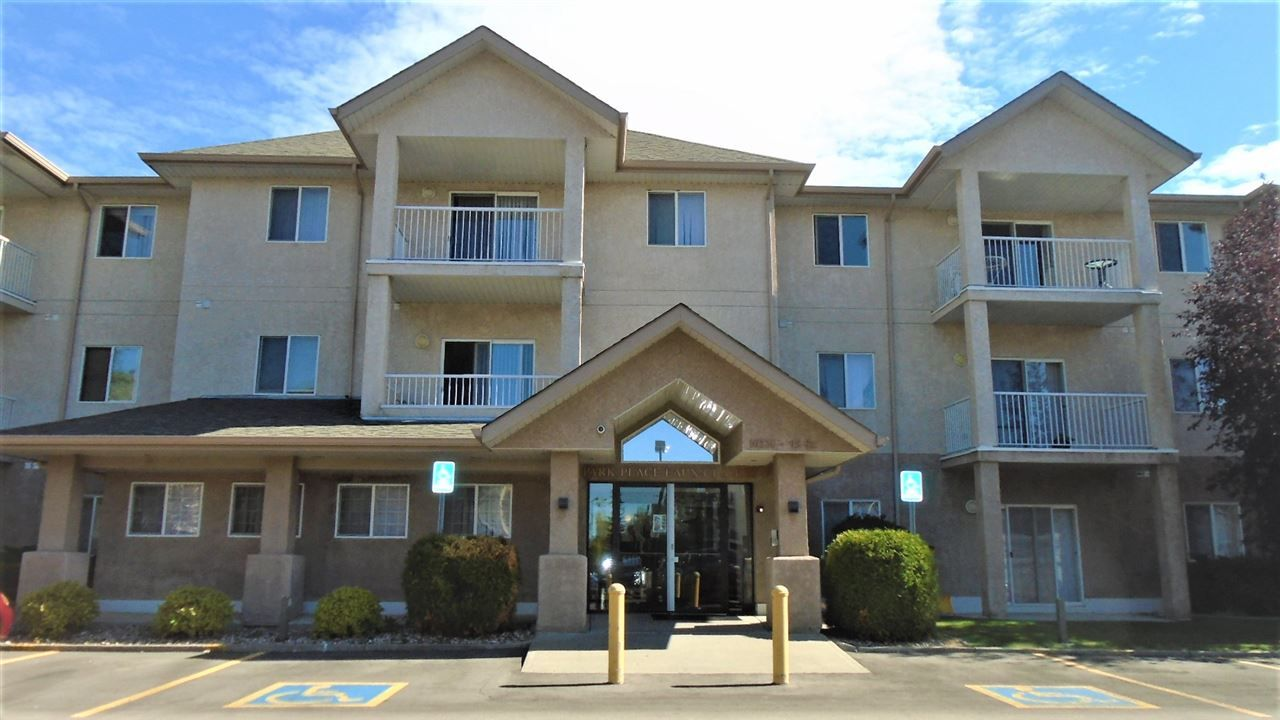 Main Photo: 220 16221 95 Street in Edmonton: Zone 28 Condo for sale : MLS®# E4222863