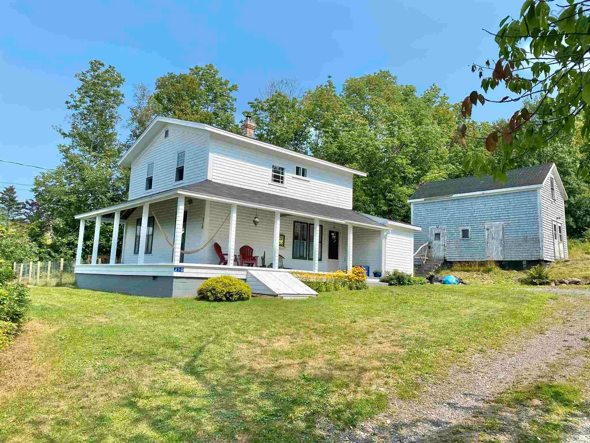 Main Photo: 210 Highway 1 in Smiths Cove: 401-Digby County Residential for sale (Annapolis Valley)  : MLS®# 202121086