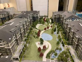"""Photo 2: 412 20325 85 Avenue in Langley: Willoughby Heights Condo for sale in """"Yorkson Park Central"""" : MLS®# R2555574"""