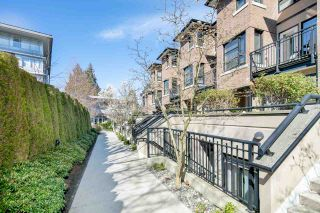 """Photo 3: 14 1863 WESBROOK Mall in Vancouver: University VW Townhouse for sale in """"Esse"""" (Vancouver West)  : MLS®# R2354042"""