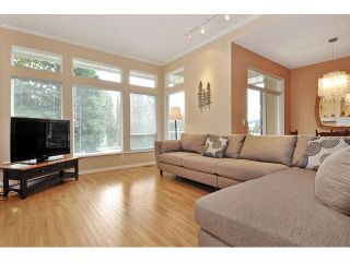 Photo 2: 8 MOSSOM CREEK Drive in Port Moody: North Shore Pt Moody 1/2 Duplex for sale : MLS®# V1104337