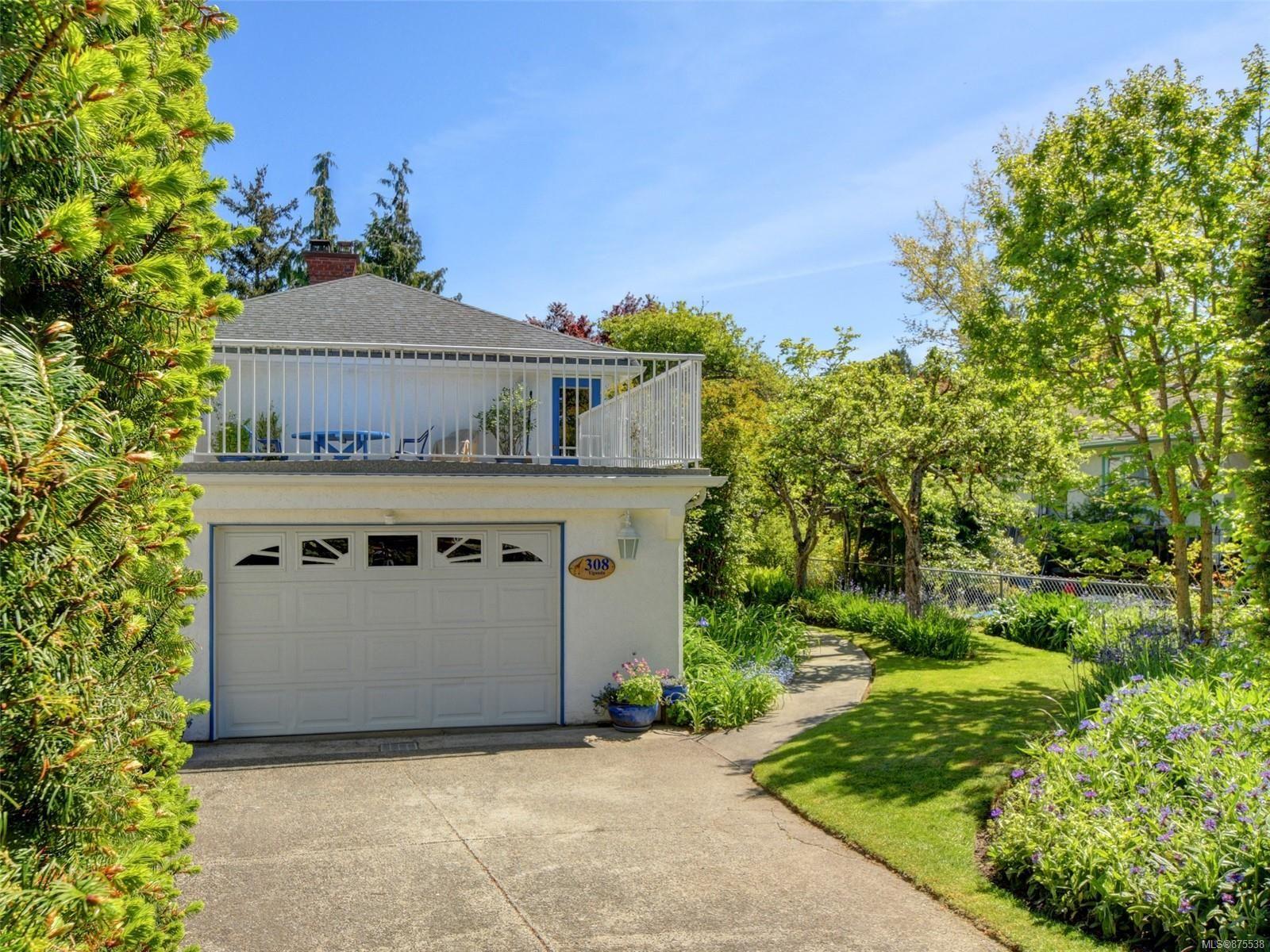 Main Photo: 308 Uganda Ave in : Es Kinsmen Park House for sale (Esquimalt)  : MLS®# 875538