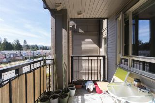 """Photo 14: 302 3105 LINCOLN Avenue in Coquitlam: New Horizons Condo for sale in """"WINDSOR GATE BY POLYGON"""" : MLS®# R2154112"""