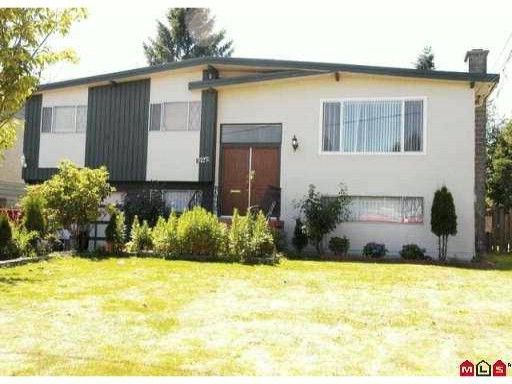 Main Photo: 10945 145TH Street in Surrey: Bolivar Heights House for sale (North Surrey)  : MLS®# F1119410