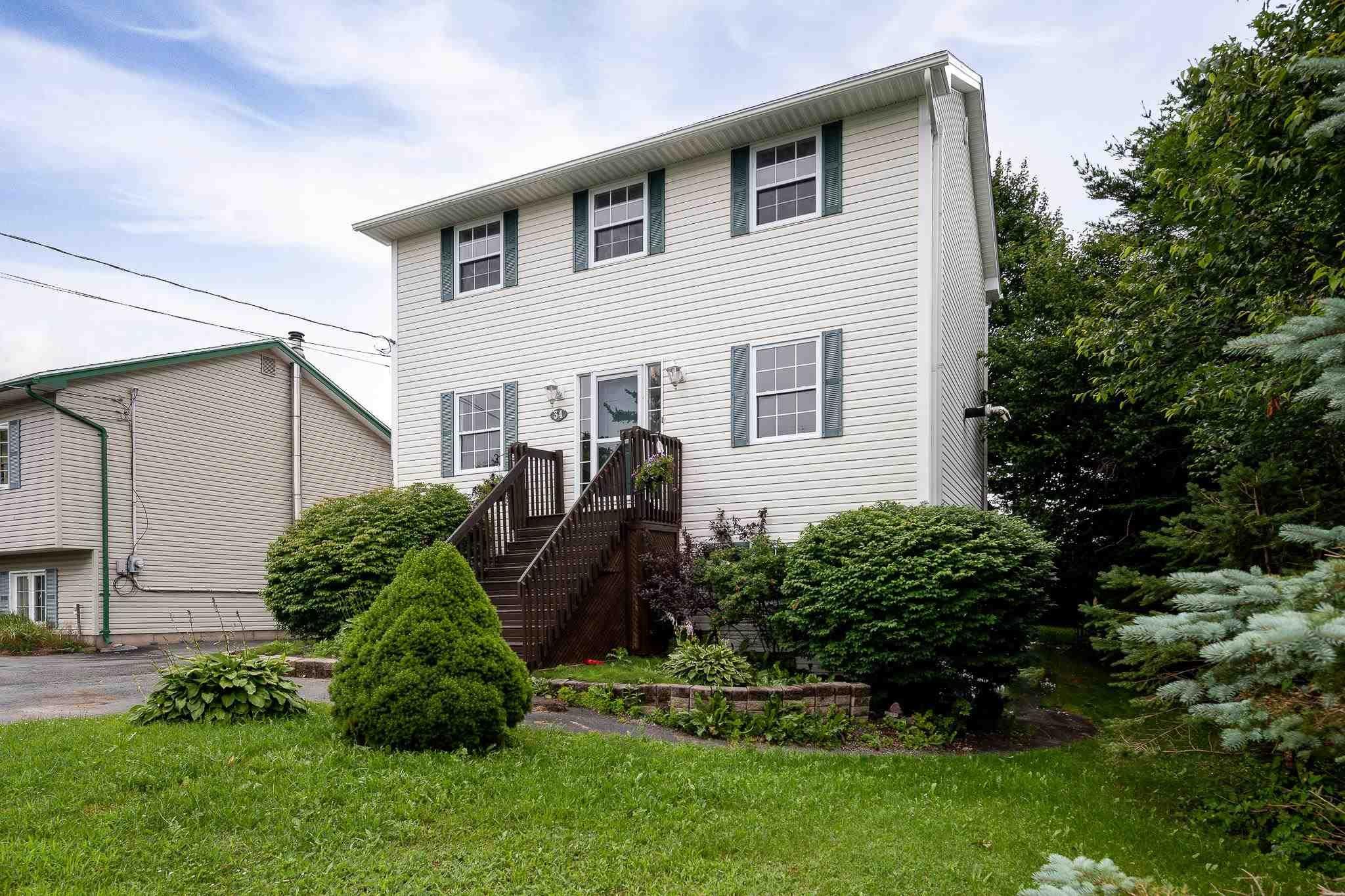 Main Photo: 34 James Street in Timberlea: 40-Timberlea, Prospect, St. Margaret`S Bay Residential for sale (Halifax-Dartmouth)  : MLS®# 202118627