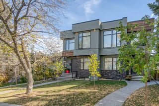 Main Photo: 2826 40 Street SW in Calgary: Glenbrook Semi Detached for sale : MLS®# A1149380