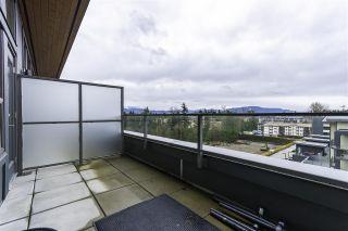 "Photo 17: 519 3080 GLADWIN Road in Abbotsford: Central Abbotsford Condo for sale in ""Hudson's Loft"" : MLS®# R2525148"